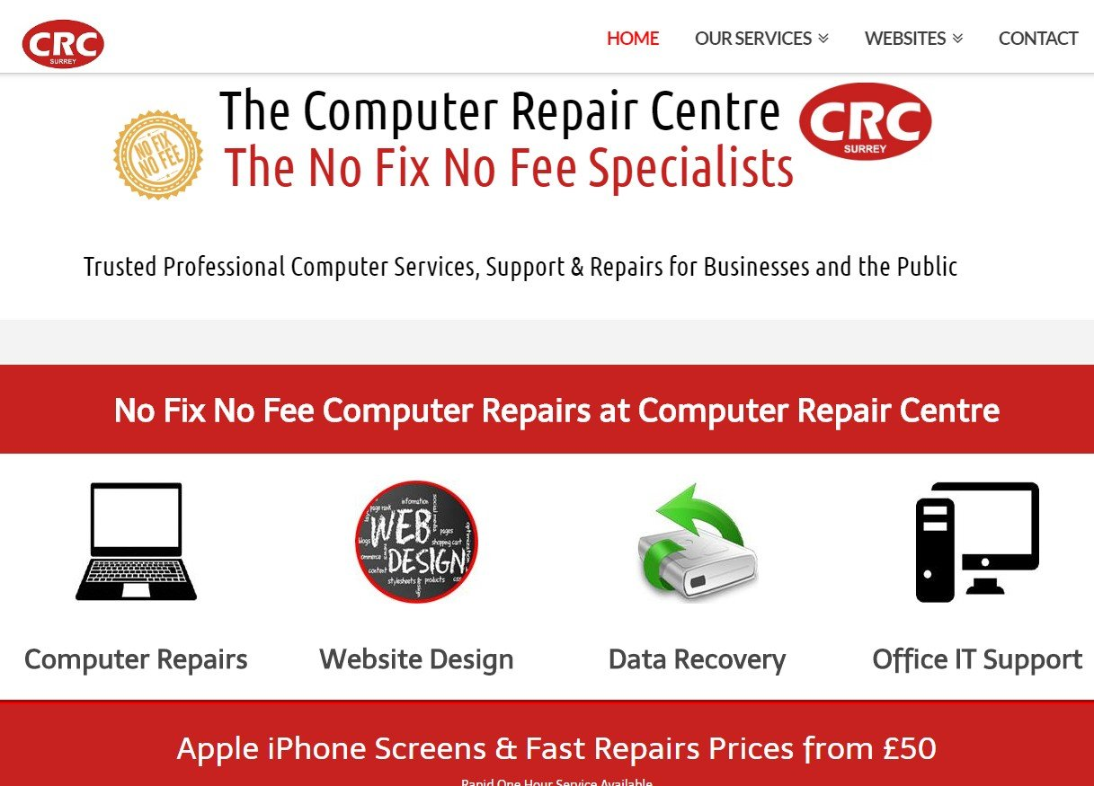 CRC Computer Repair Centre