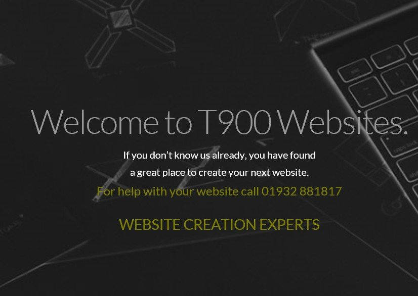 Better Websites & SEO by T900