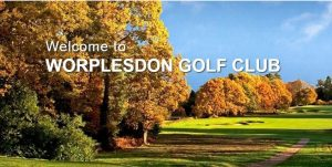 Worplesdon Golf Club Woking Surrey