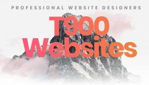 t900 websites logo image